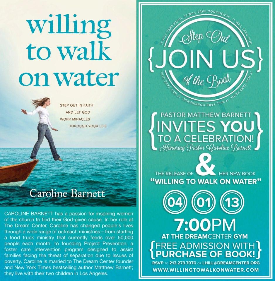 Book Release Invite
